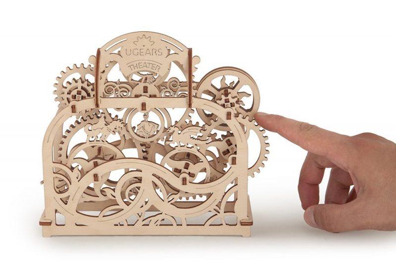 model ruchomego teatru zdjęcie prezentacyjne