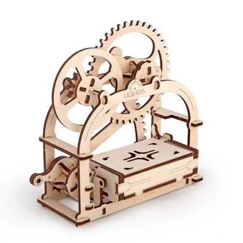 mechaniczna szkatułka zdjęcie prezentacyjne