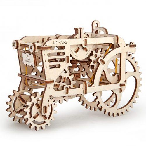 traktor mechaniczny zdjęcie prezentacyjne