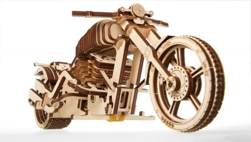 motocykl vm-02 z przodu