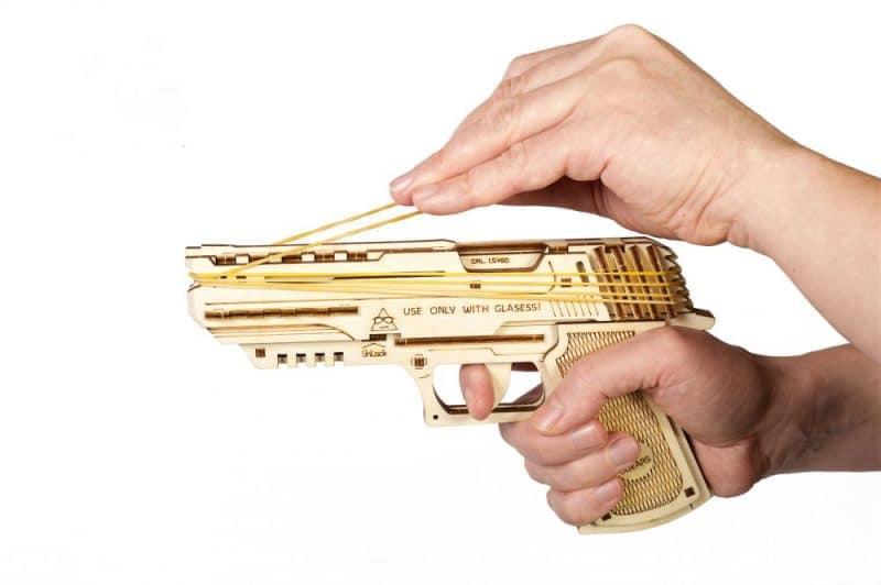 pistolet wolf-01 prezentacja modelu