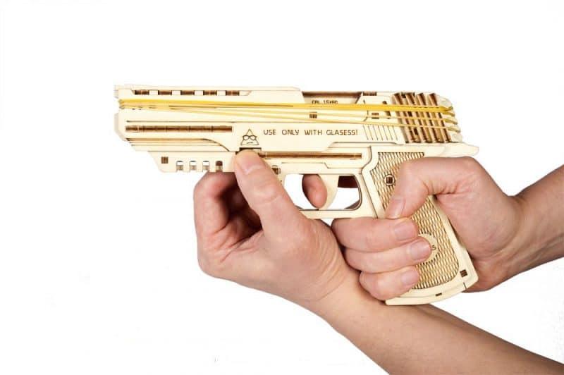 pistolet wolf-01 zdjęcie z boku