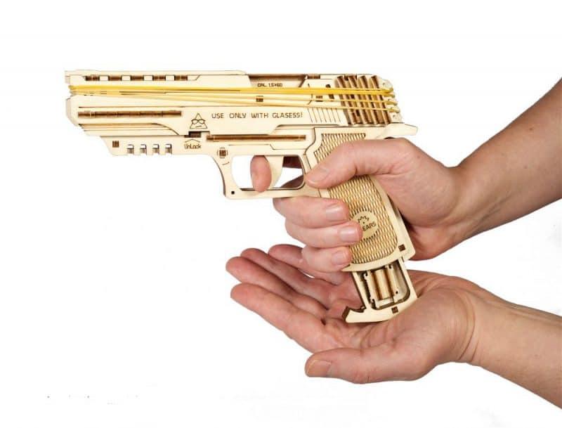 pistolet wolf-01 prezentacja magazynku
