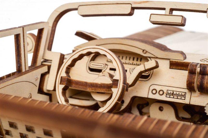 kabriolet marzeń vm-05 deska rozdzielcza