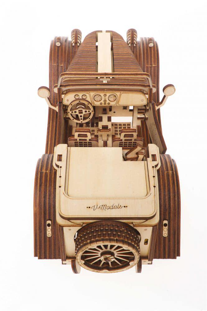 roadster vm-01 z góry