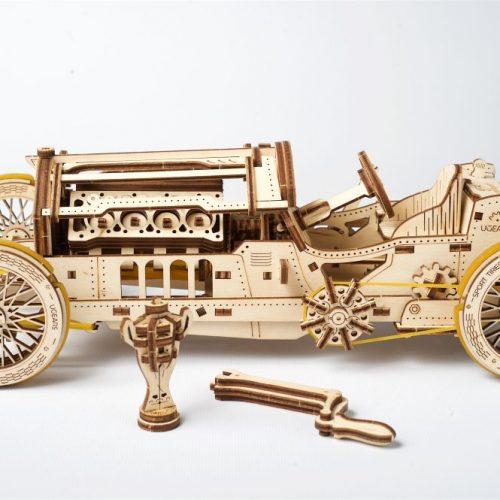 auto u-9 grand prix zdjęcie poglądowe