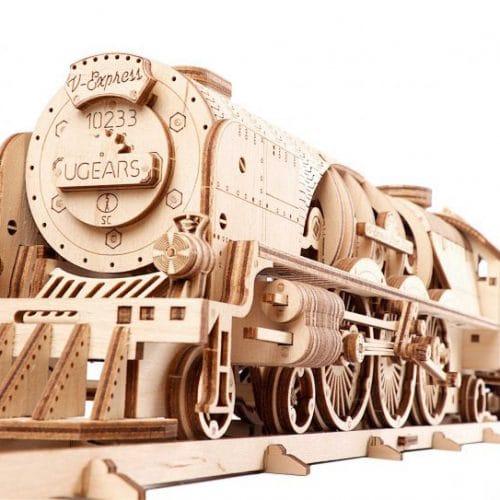 lokomotywa z tendrem zdjęcie prezentacyjne