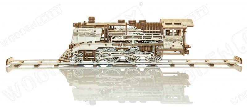 wooden city express + tory kolejowe prezentacja