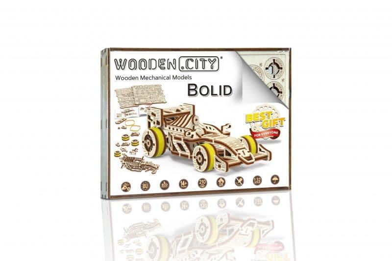 wooden city bolid opakowanie