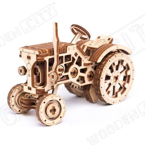 wooden city traktor prezentacja