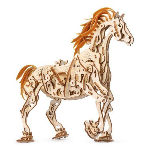 ugears koń mechanoid prezentacja