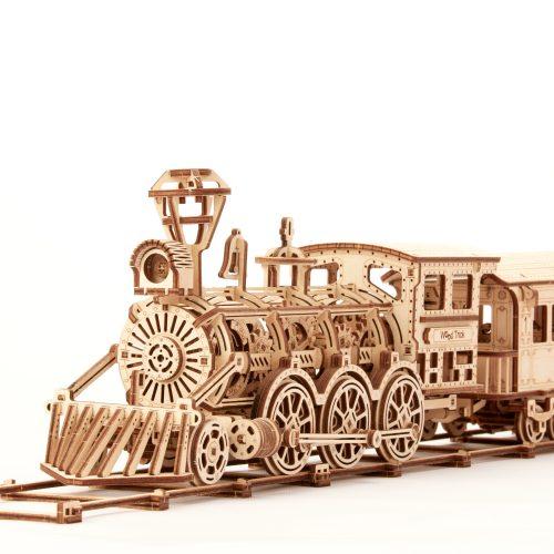 wood trick lokomotywa r17 prezentacja