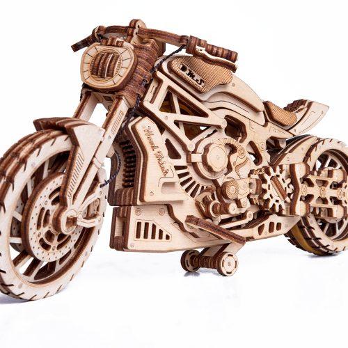 wood trick motocykl dms prezentacja