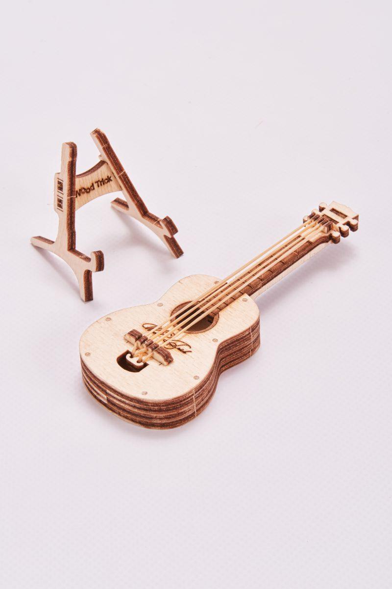 wood trick gitara zestaw