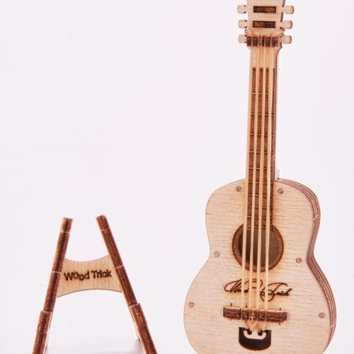 wood trick gitara prezentacja