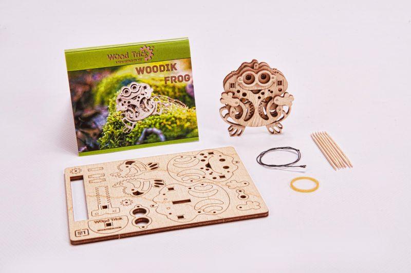 wood trick żabka opakowanie