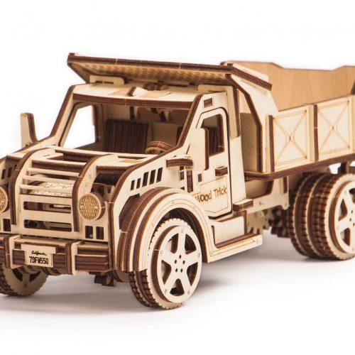 Wood Trick ciężarówka pierwszy