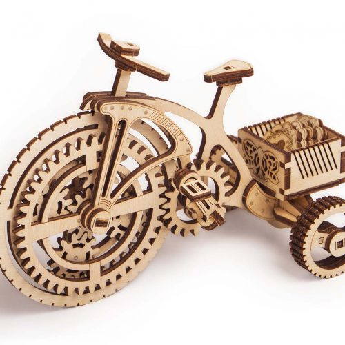 wood trick rower prezentacja