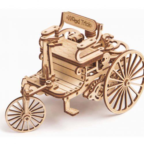Wood Trick Pierwszy Samochód pierwszy