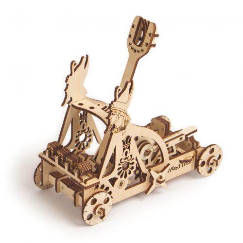 wood trick katapulta prezentacja