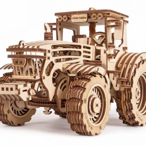 Wood Trick Traktor wystawowy