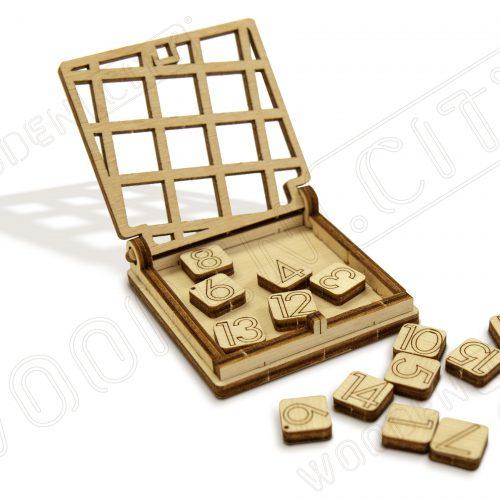 wooden city podróżna łamigłówka 15 prezentacja