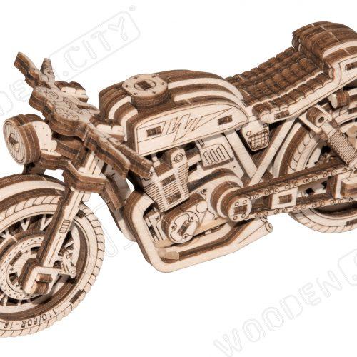 wooden city motocykl prezentacja