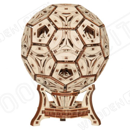 wooden city football cup prezentacja