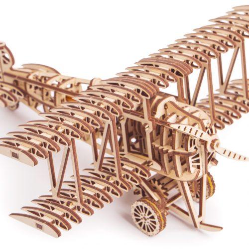 wood trick samolot żebrowy prezentacja
