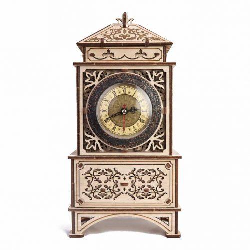 wood trick zegar klasyczny prezentacja